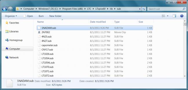 screenshot of adding model file to correct folder
