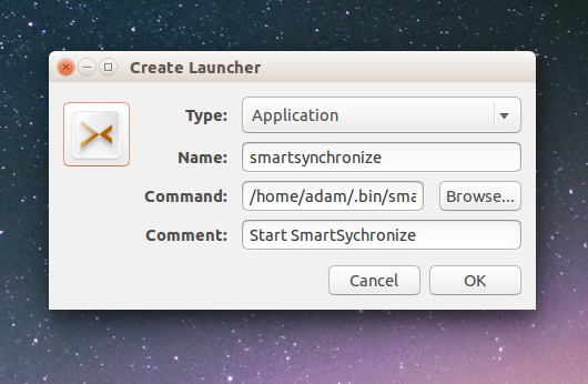 create-launcher-gui